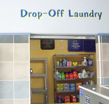 Plainfield Laundry Drop off