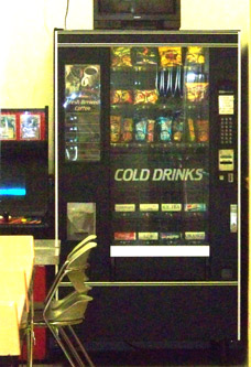 Shorewood Laundromat Vending Machine