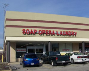 Downers Grove Soap Opera Laundromat
